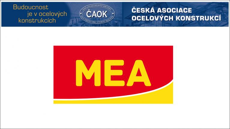 Nový člen asociace - MEA METAL APPLICATIONS s. r. o.