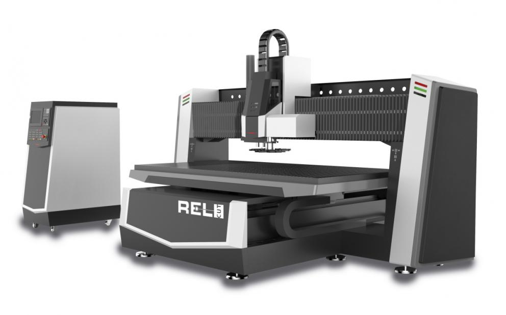 LD‑7000 Industrial CNC engraving and milling machine